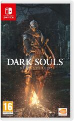 NINTENDO - SWITCH Dark Souls: Remastered