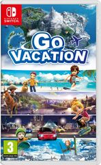 NINTENDO - SWITCH Go Vacation