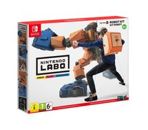 NINTENDO - SWITCH Nintendo Labo Robot Kit