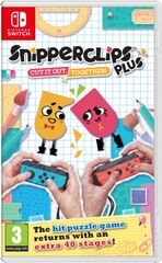 NINTENDO - SWITCH Snipperclips Plus: Cut it out, together!