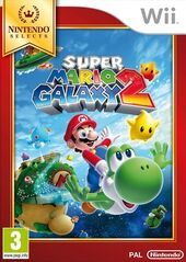 NINTENDO - Wii Super Mario Galaxy 2 Selects
