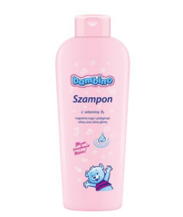 NIVEA - Detský šampon BAMBINO - s vitamínom B3