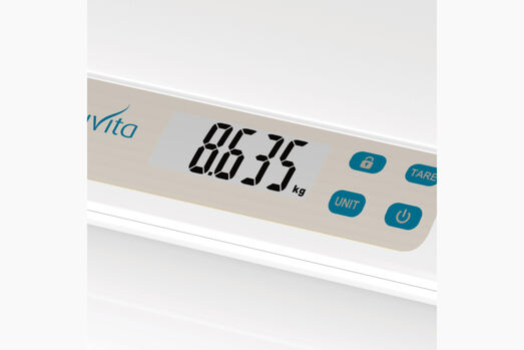 NUVITA - Digitálná detská váha