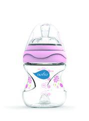 NUVITA - Fľaštička s anti-kolickým systémom 150 ml - Pink