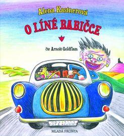 O líné babičce - CDmp3 (Čte Arnošt Goldflam) - Alena Kastnerová