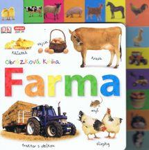 Obrázková kniha - Farma