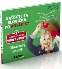Obrázkový slovník- Pons-Naočte sa slovíčka po anglicky - Priscilla Lavodrama