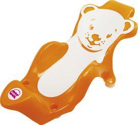 OK BABY - Lehátko do vaničky Buddy oranžová 45