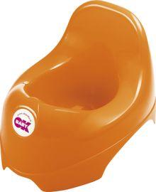OK BABY - Nočník Relax oranžová 45