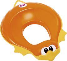 OK BABY - Redukcia na WC Ducka oranžová 45