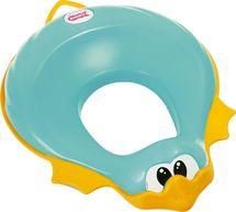 OK BABY - Redukcia na WC Ducka tyrkysová 72