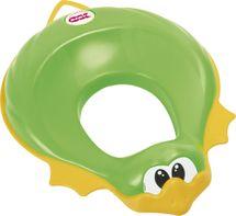 OK BABY - Redukcia na WC Ducka zelená 44