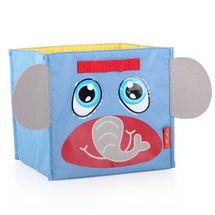OKIEDOG - Detský koš na hračky malý - Slon