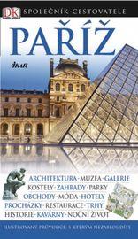 Paříž - Společník cestovatele - 7. vydan - Tillier Alan