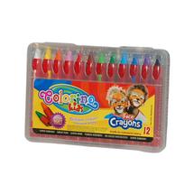 PATIO - Colorino ceruzky na tvár 12 farieb