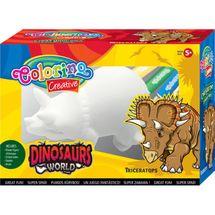 PATIO - Colorino Dinosaurí svet Triceratops