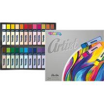 PATIO - Colorino Pastel Artist suché 24 farieb