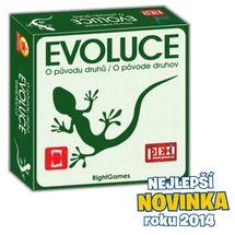 PEXI - Evolúcia-o pôvode druhov