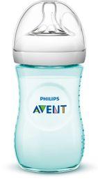 PHILIPS AVENT - Avent fľaša 260ml Natural PP zelená