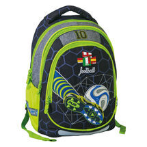 PLAY BAG - Školský batoh Maxx Play, Football Shoe