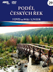 Podél českých řek - 5 DVD