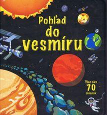 Pohľad do vesmíru - autor neuvedený