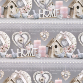 POL-MAK - Celoročný papier Home 38599 - 100x70 cm