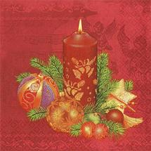 POL-MAK - Papierové vianočné servítky SDGW 001901