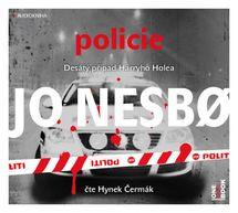 Policie - CD mp3 - Jo Nesbo