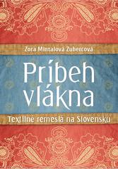 Príbeh vlákna. Textilné remeslá na Slovensku - Zora Mintalová Zubercová