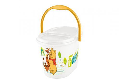 PRIMA BABY - Kôš na plienky Winnie Pooh - Biely