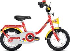 PUKY - Detský bicykel Z2 - červený