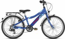 PUKY- detský bicykel CRUSADER 20-6 Alu modrý