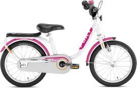 PUKY - Detský bicykel Z6 Edition - biely