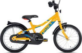 PUKY - Detský bicykel ZLX 16-1 Alu - oranžový