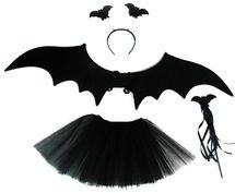 RAPPA - Karnevalový kostým netopierka