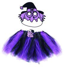 RAPPA - Kostým čarodejnice s maskou
