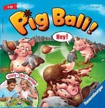 RAVENSBURGER - Pig Ball Hra