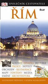 Řím - Společník cestovatele - 6. vydání - autor neuvedený