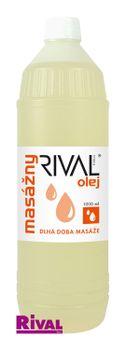 RIVAL - Masážny olej 1000ml