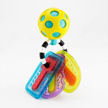 SASSY - Kľúčenka loptička