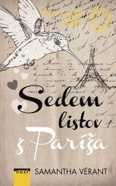 Sedem listov z Paríža - Samantha Vérant