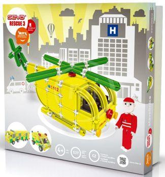 SEVA - Seva Rescue 3 Záchranári
