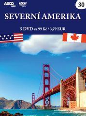 Severní Amerika - 5 DVD
