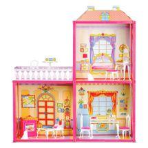 SHIFENG TOYS - Domček pre bábiky s vybavením