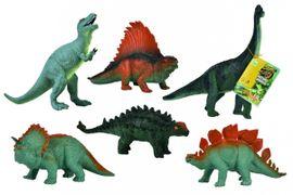 SIMBA - Gumový Dinosaurus 16-21Cm, 6 Druhov