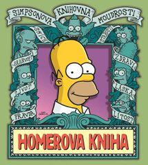 Simpsonova knihovna moudrosti: Homerova kniha - Matt Groening