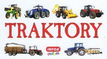 Skladanka - Traktory