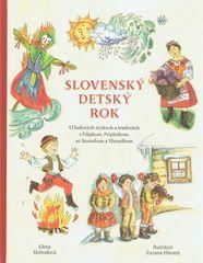Slovenský detský rok - Elena Slobodová