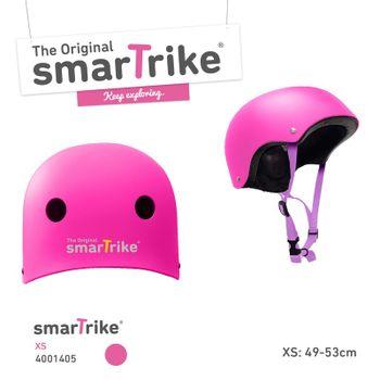 SMART TRIKE - Detská prilba, XS - ružová